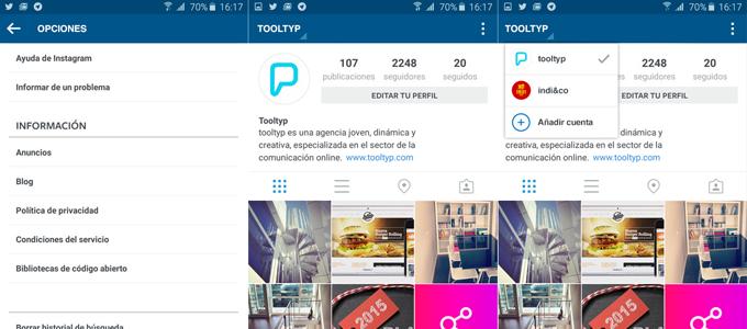 Instagram, Social Media, Instagram 7.12