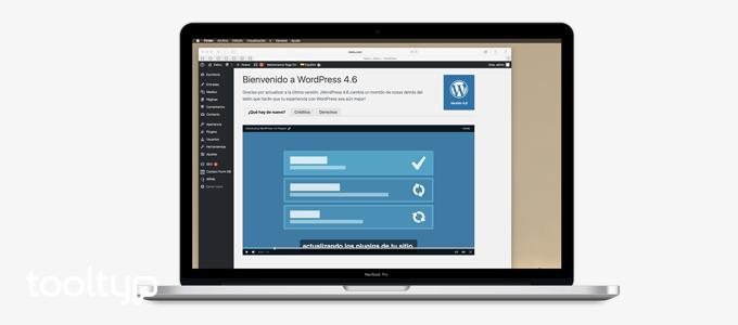 WordPress lanza su versión 4.6. Facilita nuevas mejoras. WordPress lanza, Actualización, Wordpress, WordPress 4.6, Desarrollo Web