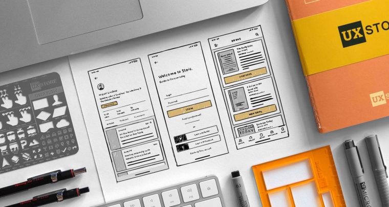 UX, Prototipado WEB