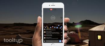 Facebook 2017, Facebook Live 360, Realidad Virtual, Vídeo 360, VR, Facebook lanza vídeo 360 en directo
