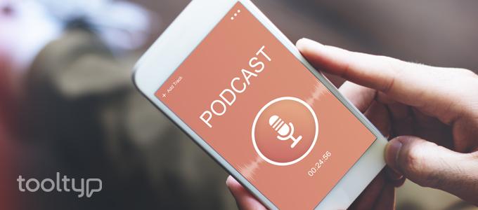 Podcast, e-marketing, content marketing