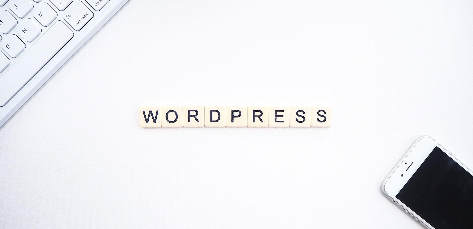 WordPress, CMS