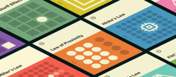 leyes UX, UX, experiencia de usuario, ley de Fitts, leyes diseño web, pautas diseño web