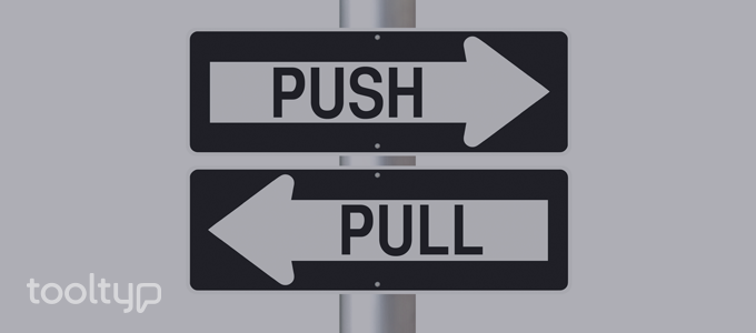 push and pull, estrategia marketing, ecommerce