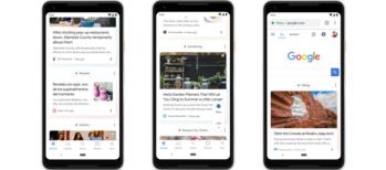 google discover, google 2018, google