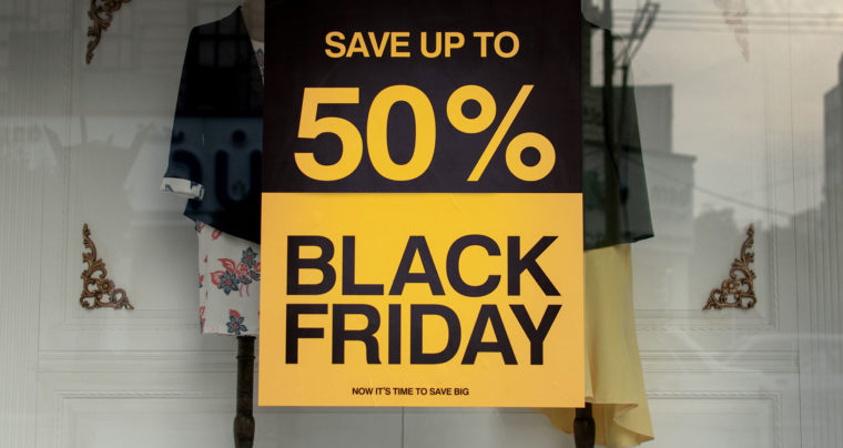 Black Friday, Cyber Monday, Comercio Electrónico