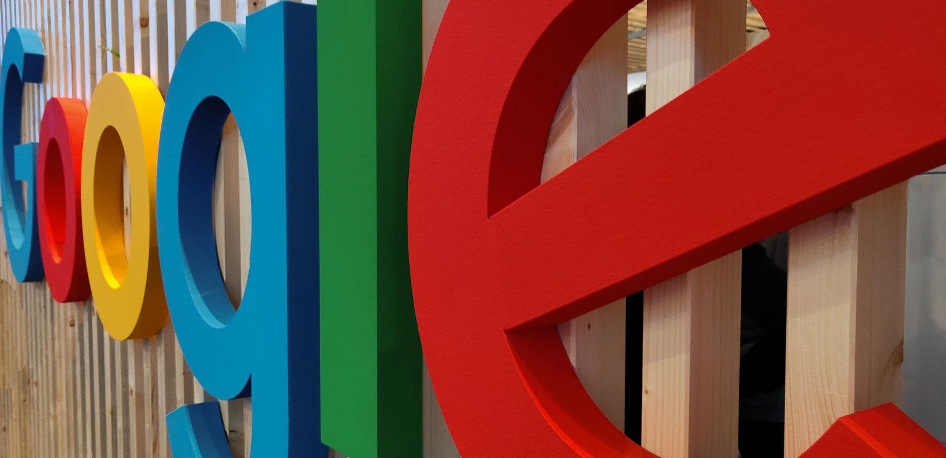 Google, Tendencias